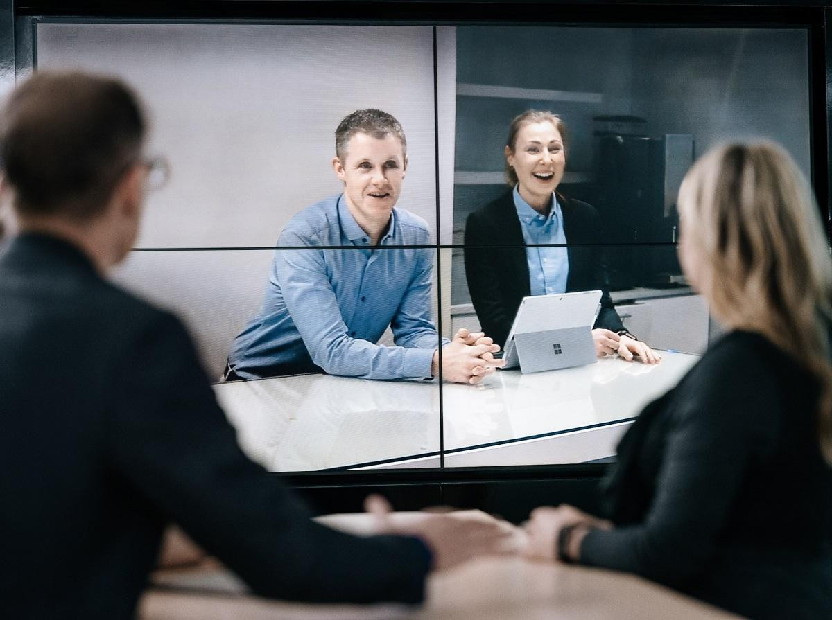 Video conferencing is changing the way we meet