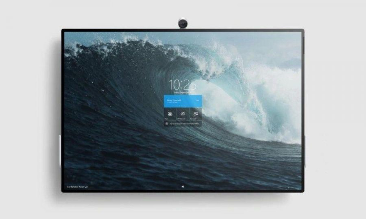 Transform collaboration to true teamwork with Surface Hub 2S