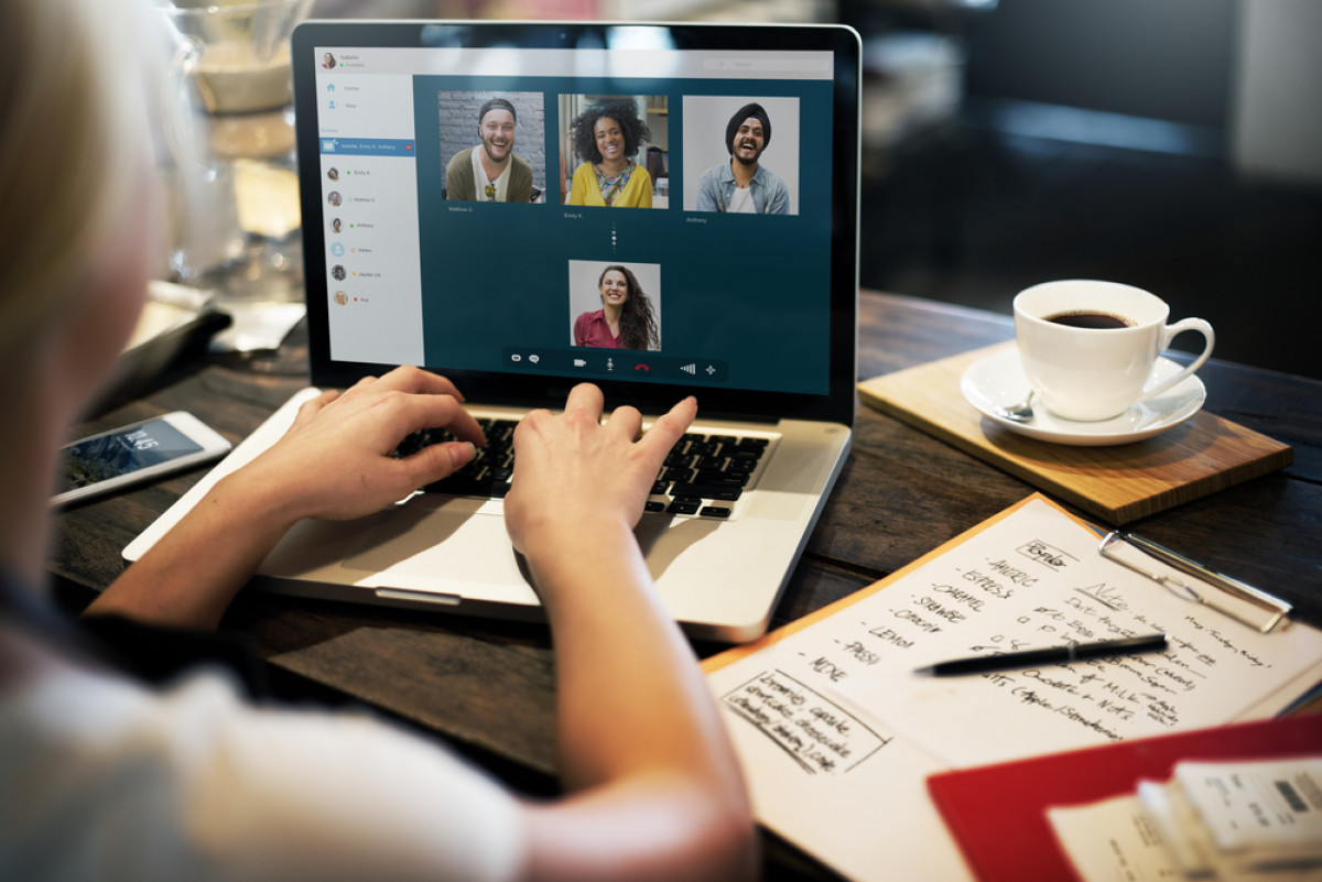 It starts with your Skype Meeting