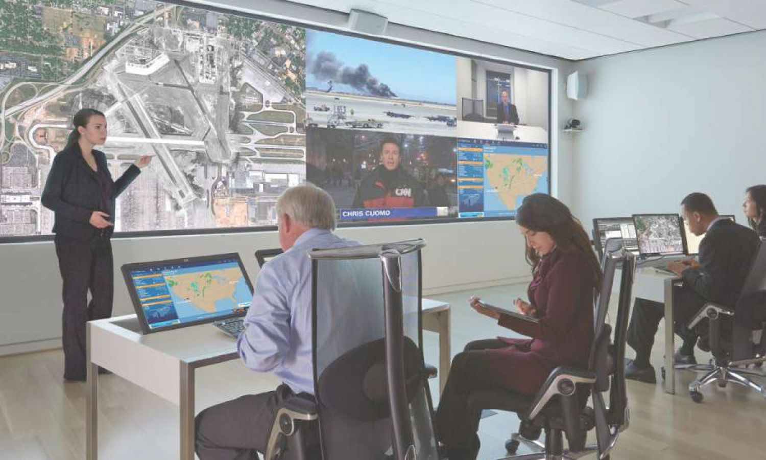 Robust solutions for secure, mission-critical environments