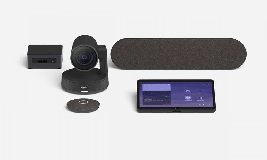 Microsoft Teams with Logitech Tap
